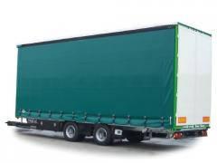 Тенты для автомобильных и грузовых прицепов