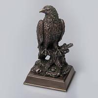 Бронзовая статуэтка Орел. Высота 25 см