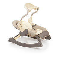 Кресло-качалка Weina MusiCozzi Magic (шезлонг, шоколадный)
