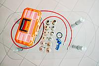 Оборудование для ремонта газо-масляных амортизаторов 12 шт