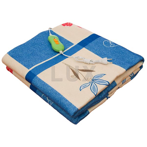 Электропростынь 120 х 160 см - LUX Electric Blanket