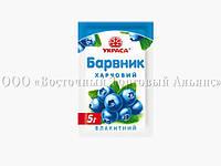 Краситель сухой Украса - Голубой - 5 г