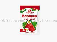 Краситель сухой Украса - Красный - 5 г