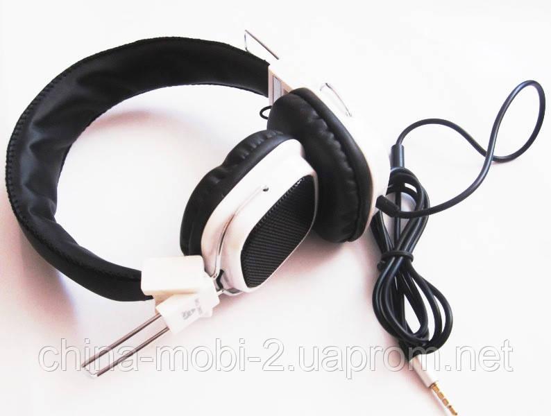 Динамические наушники Somic Tone H22 (микрофон +регулятор громкости) new