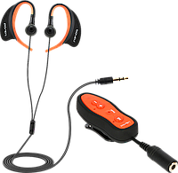 MP3-плеер LAVOD LFA-296p. Плеер для бассейна водонепроницаемый. Для плавания и экстрима!