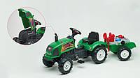 Детский трактор на педалях Monster Trac FALK 2047E