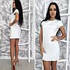Платье женское дайвинг мини, фото 2