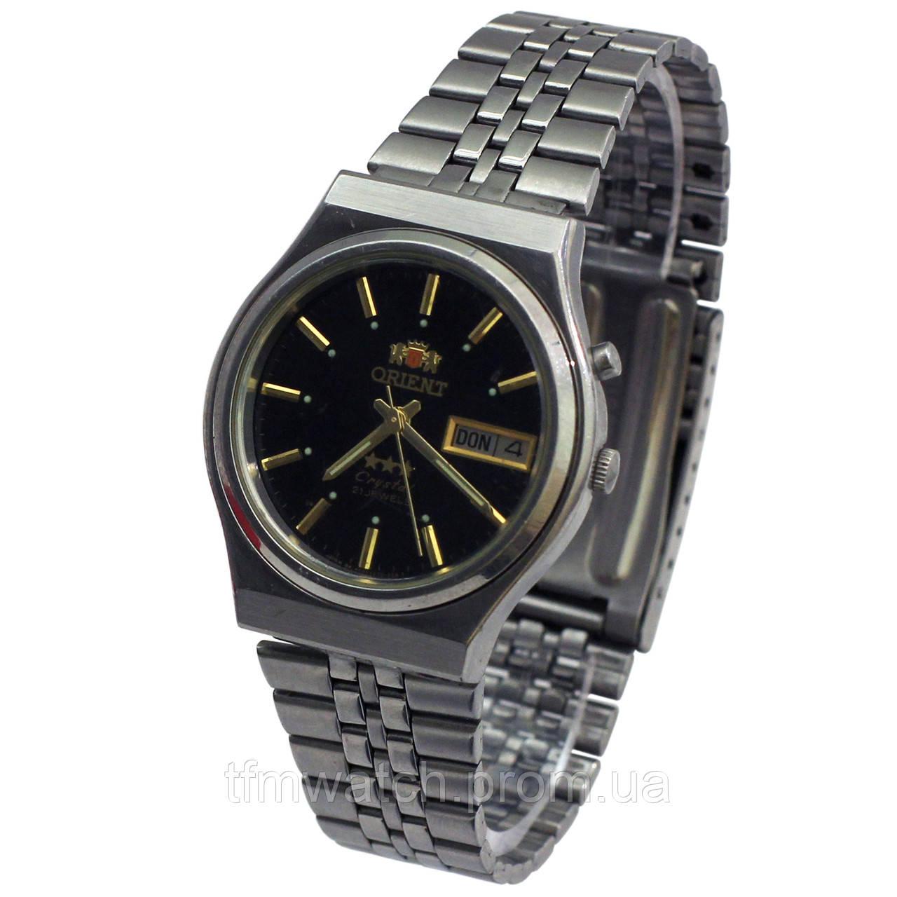 a0f090fb Часы Ориент с автоподзаводом - Магазин старинных, винтажных и антикварных  часов TFMwatch в России