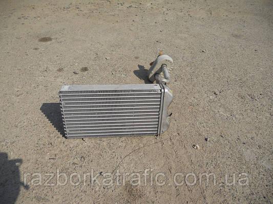 Радиатор печки салона на Renault Trafic, Opel Vivaro, Nissan Primastar