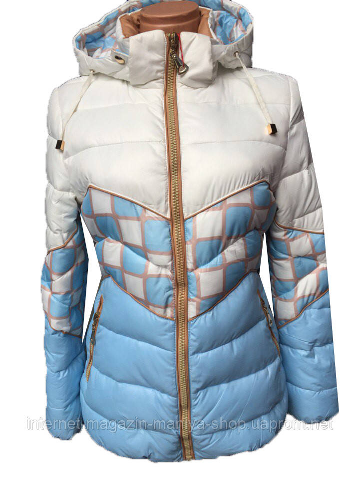 Куртка женская теплая от 1 единице