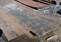 Сталь 65Г в кусках листа толщиной 4 мм (сталь конструкционная рессорно-пружинная 65Г)