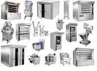 Хлебопекарное и кондитерское оборудование под заказ с ЕС
