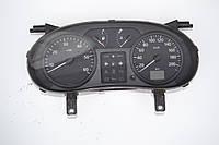 Спидометр 2001-2006 (щиток, панель приборов) на Renault Trafic, Opel Vivaro, Nissan Primastar