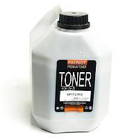 Тонер-порошок PATRIOT MPT7 ІІ (2.500 грамм)