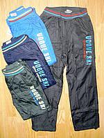 Балоневые утепленные штаны детские оптом, Active Sport, 146 рр.