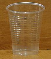 Стакан пластиковый одноразовый 200мл
