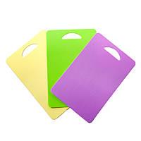 Набор из 3 гибких отделочных досок 31x21 см (пластик)