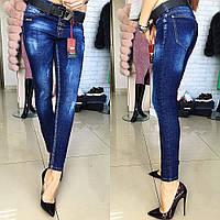 """Модные, узкие джинсы """"Dsquared2"""" длинна 95 см"""