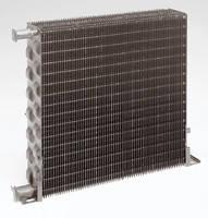 Пластинчатый конденсатор воздушного охлаждения LU-VE STFT 12 2 18