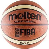 Баскетбольный мяч Molten BGG7
