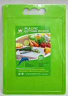 Разделочная доска пластиковая