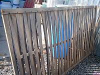 Забор тын 1,2х2м 1с