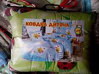 Детское одеяло из овечьей шерсти , фото 1