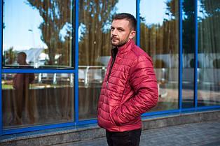 Двухсторонняя мужская куртка из плащевки