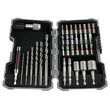 Набор бит и сверл Bosch PRO-Mix (Бетон), 2607017326