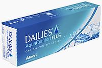 Однодневные контактные линзы Focus DAILIES Aqua Comfort Plus (30шт)