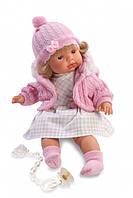 Испанская кукла Лоренс/Llorens Lidia 38 см