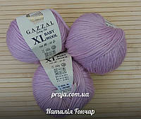Gazzal Baby wool XL - 823 сирень