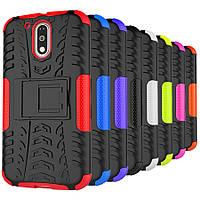 PC + TPU чехол Armor для Motorola Moto G4 Plus (8 цветов)