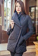 Куртка удлиненная стеганая косуха 4 цвета