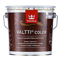 Валтти колор VALTTI COLOR фасадная лазурь на масляной основе 0,9 л 2.7
