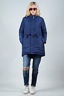 Зимняя молодежная женская куртка - парка (42-52)