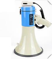 Мощный усилитель голоса HW-30W (USB вход, функция сирени)