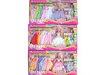 Кукла Defa 8027 с платьями и аксессуарами