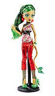 Джинафаер Лонг кукла Монстер Хай из серии Новый скарместр Monster High New Scaremester Jinafire Long Fashion