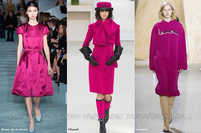 Модные тенденции осень-зима 2016-2017