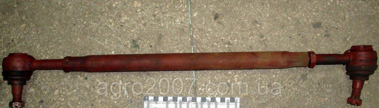 Тяга рулевая поперечная ЮМЗ 45-3003010 СБ