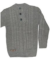 Стильный свитер для мальчика трикотаж вязка, фото 1