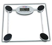 Напольные весы цифровые, квадратная форма 180 кг