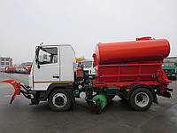 Дорожня комбінована машина (зима+літо) МДКЗ-11 на шасі МАЗ-4571