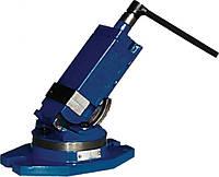 Двухосевые станочные тиски Zenitech WOA50/100
