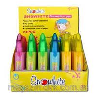 "Корректор ручка ""Snowhite"" X23Z"
