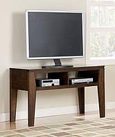 Стол консоль под телевизор из дерева 057