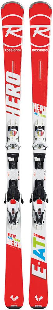 Горные лыжи Rossignol HERO ELITE ALL TURN Ca + NX 12 KONECT DUAL WTR B80 W.I (MD)
