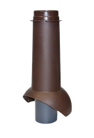 ФАНОВАЯ труба 110 мм  УТЕПЛЕННАЯ