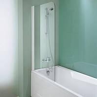 Односекционная шторка для ванны левая Kolpa-San Sole TP 75 см 984740